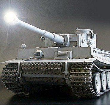 Tamiya #56010 - Tamiya 1/16 German Tiger I Early Version (R/C)