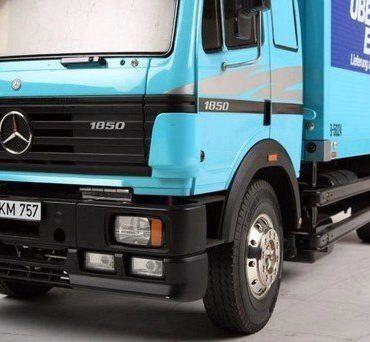 Tamiya #56307 - 1/14 RC Mercedes Benz 1850L