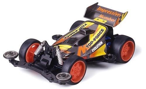 Tamiya #18054 – Tamiya 1/32 JR Top Force Evolution – VS Chassis