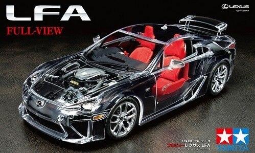Tamiya #24325 – 1/24 Lexus LFA Full View Version (Model Car)