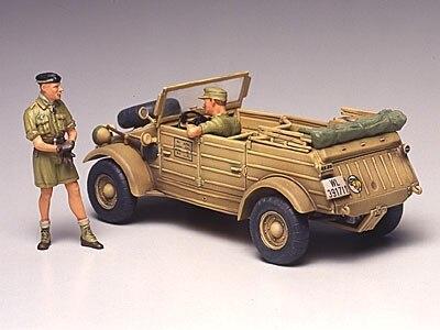 Tamiya #32503 – Tamiya 1/48 Kubelwagen Type 82 Africa-Corps