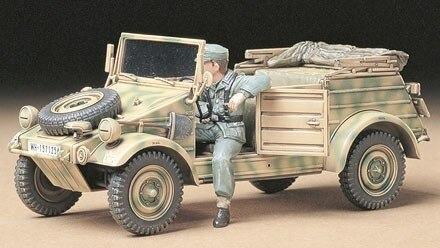 Tamiya #35213 – Tamiya 1/35 Kubelwagen Type 82