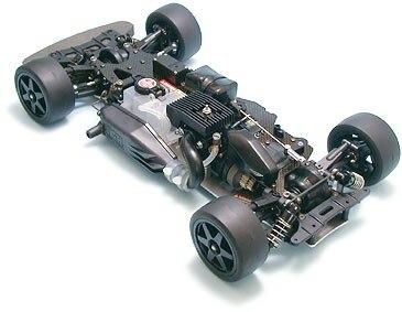 Tamiya #44030 – Tamiya 1/8 TGR Chassis Kit