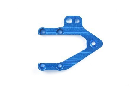Tamiya #49440 – Tamiya RC TA05 Alum Center Plate – Blue?á