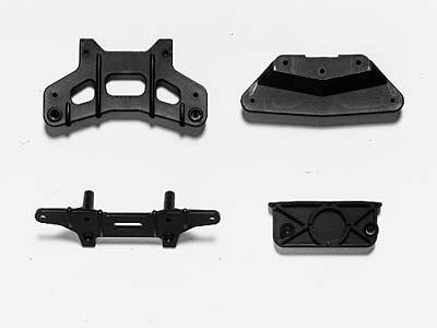 Tamiya #50907 – Tamiya TGR E Parts (Bumper)