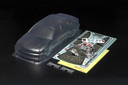 Tamiya #51373 – RC GS 400 Body Lexus GS400