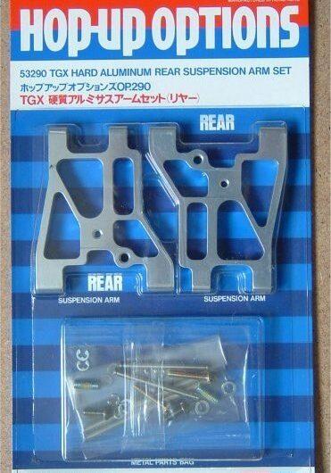 Tamiya #53290 – Tamiya TGX Hard Aluminum Rear Suspension Arm