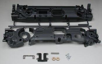 Tamiya #53331 – Tamiya Lightweight Chassis/Frame TL01