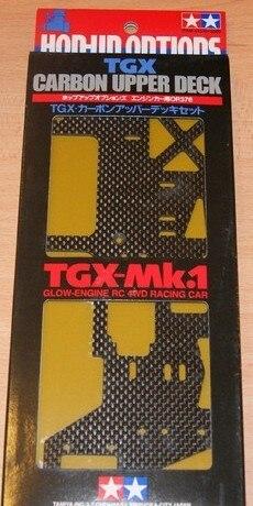 Tamiya #53376 – Tamiya TGX Carbon Upper Deck
