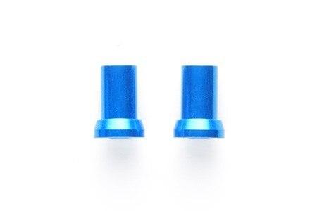 Tamiya #54148 – Tamiya RC DB01 Aluminum Steering Post – Blue – For DB-01 TRF501X TRF511 Chassis