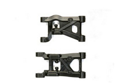 Tamiya #54444 – XV-01 Carbon Reinforced F Parts Suspension Arms 2pcs OP.1444