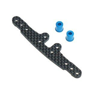 Tamiya #54452 – RC XV-01 Carbon Damper Stay Front OP.1452