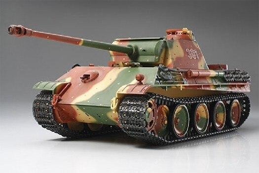 Tamiya #56022 – Tamiya 1/16 R/C RC German Panther Type G – Full Option Kit