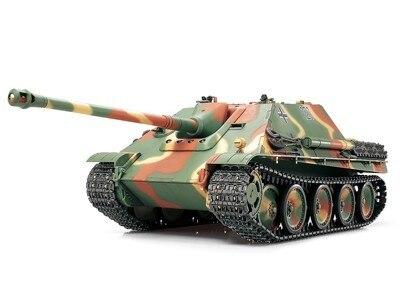 Tamiya #56024 – Tamiya 1/16 1:16 RC Jagdpanther Late Model RC German Jagdpanther Full Option Kit RC Tank – Japanese 56023