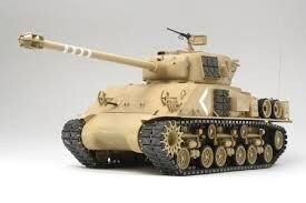 Tamiya #56032 – 1/16 RC M51 Super Sherman – Full Option Complete Kit