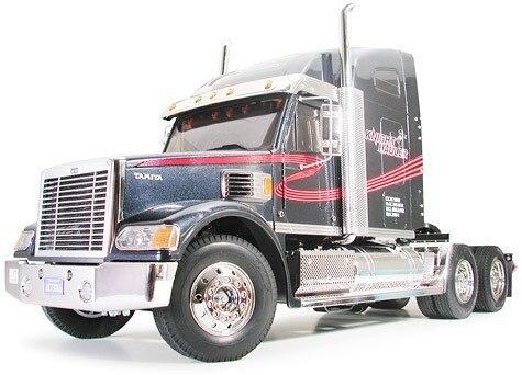 Tamiya #56314 – Tamiya 1/14 R/C Tractor Truck Knight Hauler