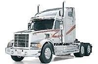 Tamiya #56315 – Tamiya 1/14 Tractor Truck Knight Hauler Metallic Special