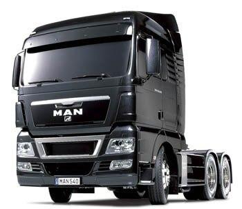 Tamiya #56325 – 1/14 RC MAN TGX 26.540 6×4 XLX – Tractor Truck