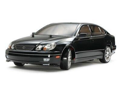 Tamiya #57792 – 1/10 RC XB RTR Lexus GS400(TT01D TYPE-E)