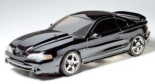 Tamiya #58228 – Tamiya 1/10 FORD Mustang Cobra R TL-01 Chassis