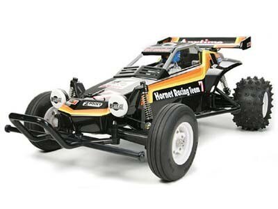 Tamiya #58336 – 1/10 RC The Hornet – High Performance Off Road Racer