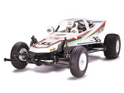 Tamiya #58346 – Tamiya 1/10 RC The Grasshopper (2005)