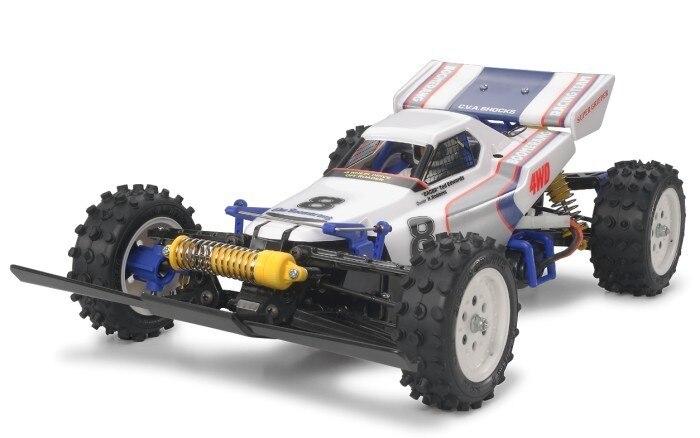 Tamiya #58418 – RC Boomerang 4WD (2008)
