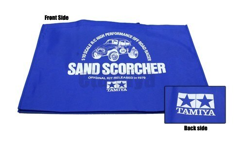 Tamiya #58452Bag – Hand carry Bag for RC Sand Scorcher (2010 – Limited Item