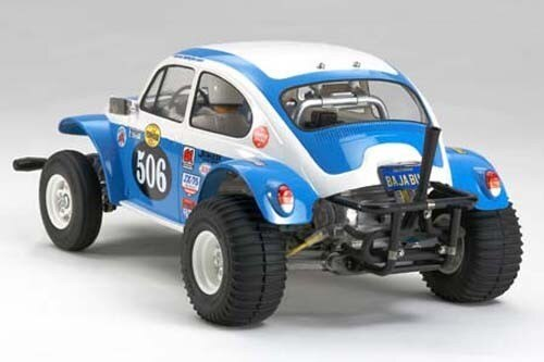 Tamiya #58452Combo – Tamiya RC Sand Scorcher (2010 – 2WD Off-Road Racer Full Operation Set