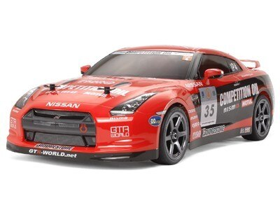 Tamiya #58466 – Tamiya 1/10 RC TA05 Version 2 MOTUL NISMO GT-R Tokachi – TA-05 V.2 24hours Race?á