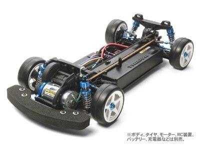 Tamiya #58558 – 1/10 RC XV-01 TC PRO Chassis Kit Touring Car – XV-01TC