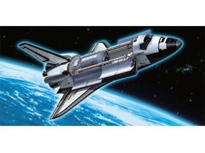Tamiya #60402 – 1/100 Space Shuttle Series No.2 Space Shuttle Atlantis (Model kit)