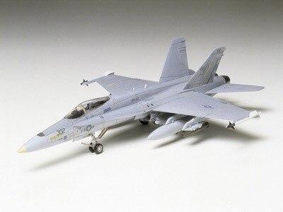 Tamiya #60702 – Tamiya 1/72 WB F/A-18 Hornet