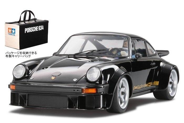 Tamiya #84057 – Tamiya 1/12 RC Tamtech Gear TT-Gear Porsche 934 Kit – GT-01 GT01 Chassis