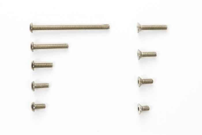 Tamiya #84291 – RC XV-01 Titanium Screw Set
