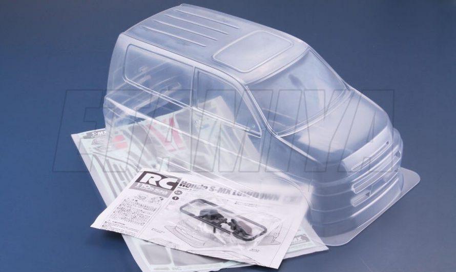 Tamiya #84362) RC Spare Parts – LIMITED EDITION – Honda S-MX Lowdown Body