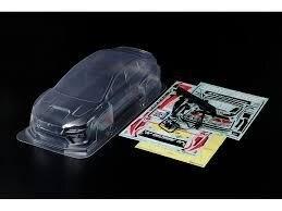Tamiya #84368) RC Spare Parts – LIMITED EDITION – TRF201X Body XR/XM