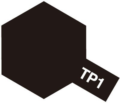 Tamiya #89101 – Tamiya TP-1 Mini 4WD Pro Marker Black Paint Marker