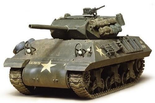 Tamiya #89554 – 1/35 US Tank Destroyer M10 (Model kit)
