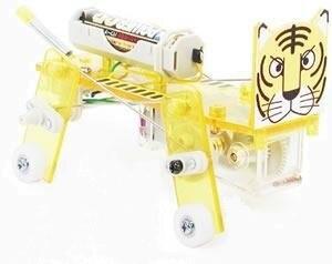 Tamiya #89900 – Tamiya Mechnical Tiger (Finished Model of 71109)