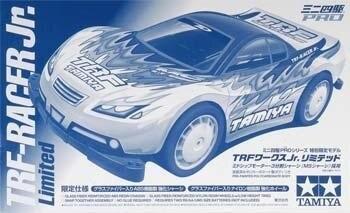 Tamiya #94576 – Tamiya TRF-Racer Jr. Limited