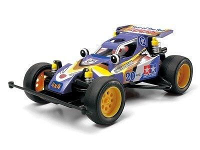 Tamiya #94613 – Tamiya Mini 4WD New Years Limited Edition -Year of the Rat 2008 (Finished Model – Limited Edition Mini 4WD Ite