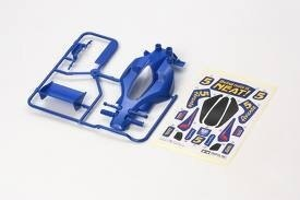 Tamiya #94888 – 1/32 JR Avante Jr Smoke Canopy Body Limited edition