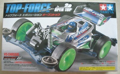Tamiya #94890 – 1/32 JR Top Force Evolution – Open Top (VS Chassis)