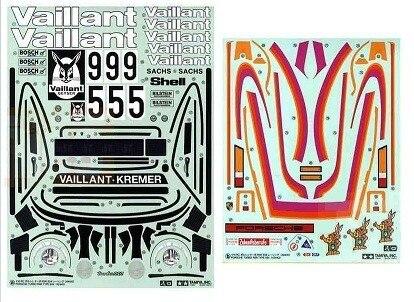 Tamiya #9494097 – Stickers for 49400 Porsche Turbo RSR Type 934