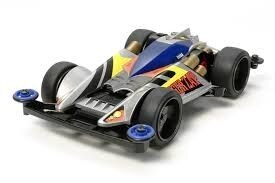 Tamiya #94962 – JR Tiger Zap With Gold Plated Wheels Limited Edition