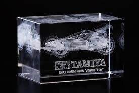 Tamiya #9966834 – Tamiya Tamiya Crystal (Mini 4WD Avante)