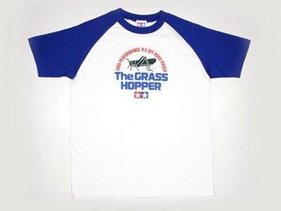 Tamiya #9966846 – Tamiya S.S T-Shirt (Grasshopper) L