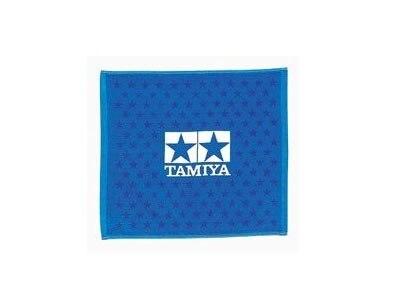 Tamiya #9966944 – Mini 4WD Pit Towel Blue