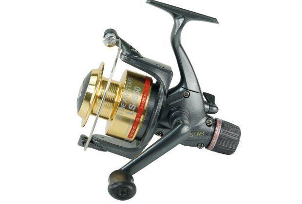 Tica STREAMSTAR-LS-REAR LS4550 Spinning Fishing Reel – FREE Shipping